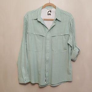 MK Mountain Khakis Long Sleeve Outdoors Shirt